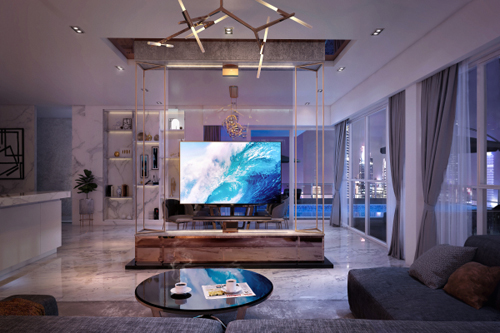 Thế Giới Đèn Gỗ - 8 phong cách thiết kế phòng khách thượng lưu 1