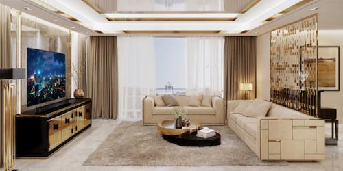 Thế Giới Đèn Gỗ - 8 phong cách thiết kế phòng khách thượng lưu 4