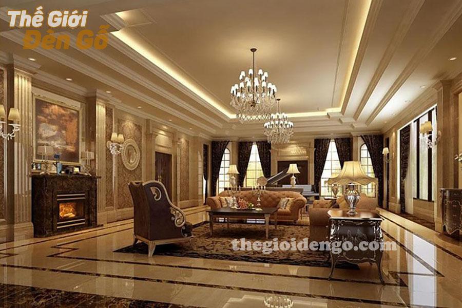 Thế Giới Đèn Gỗ - 10 phong cách thiết kế nổi bật trong thiết kế nội thất 2