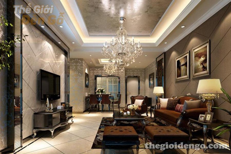 Thế Giới Đèn Gỗ - 10 phong cách thiết kế nổi bật trong thiết kế nội thất 4