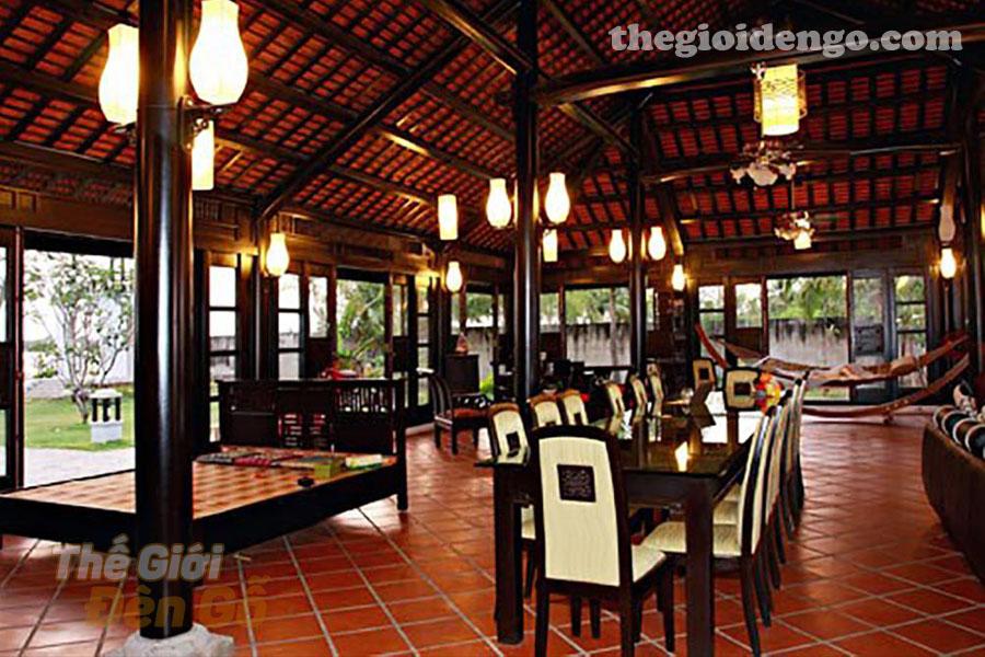 Thế Giới Đèn Gỗ - 10 phong cách thiết kế nổi bật trong thiết kế nội thất 9