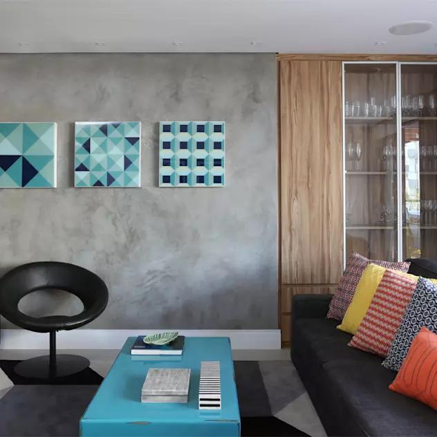 Thế Giới Đèn Gỗ - 22 mẫu thiết kế phòng khách tuyệt đẹp 14