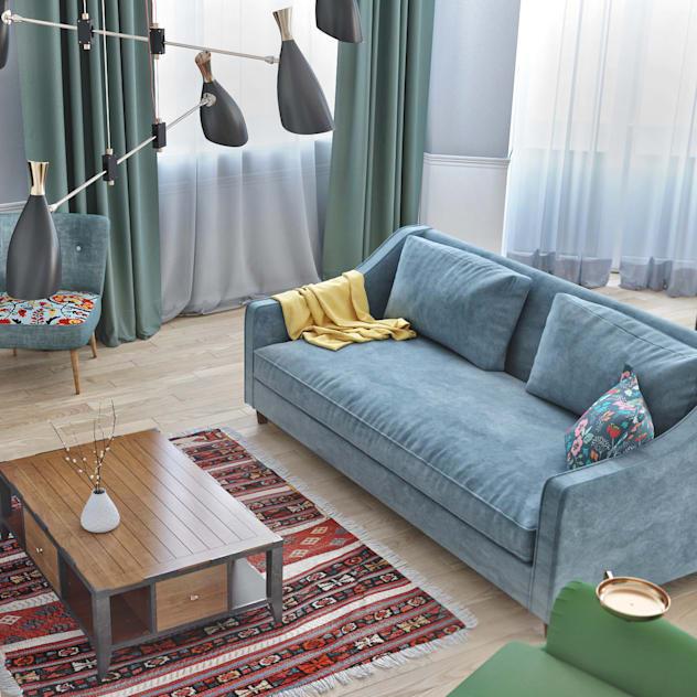 Thế Giới Đèn Gỗ - 22 mẫu thiết kế phòng khách tuyệt đẹp 2