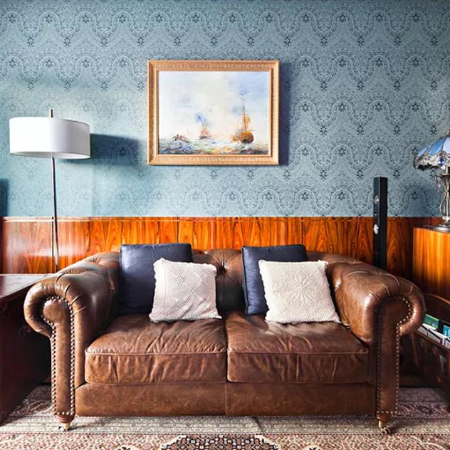 Thế Giới Đèn Gỗ - 22 mẫu thiết kế phòng khách tuyệt đẹp 22