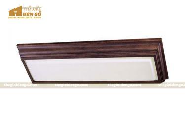 Thế giới đèn gỗ - Hộp đèn gỗ DG102