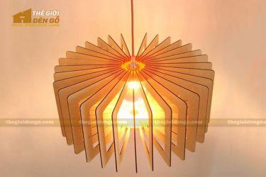 Thế Giới Đèn Gỗ - Đèn gỗ trang trí dg202