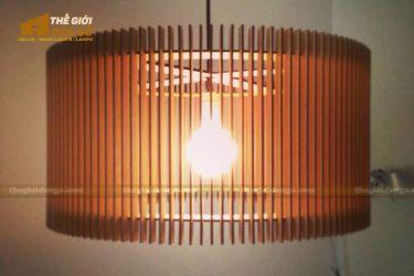 Thế Giới Đèn Gỗ - Đèn gỗ trang trí dg217