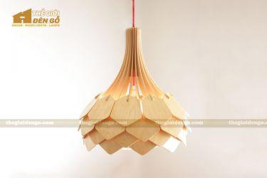 Thế Giới Đèn Gỗ - Đèn gỗ trang trí dg226