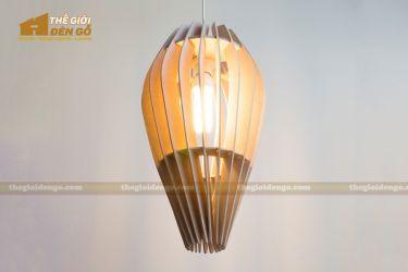 Thế Giới Đèn Gỗ - Đèn gỗ trang trí dg234