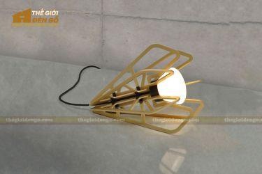 Thế Giới Đèn Gỗ - Đèn gỗ trang trí dg262