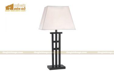 Thế Giới Đèn Gỗ - Đèn gỗ trang trí để sàn DGS019