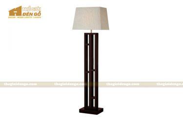 Thế Giới Đèn Gỗ - Đèn gỗ trang trí để sàn DGS023