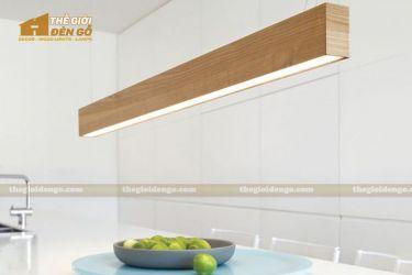 Thế giới đèn gỗ - Hộp đèn gỗ DG115