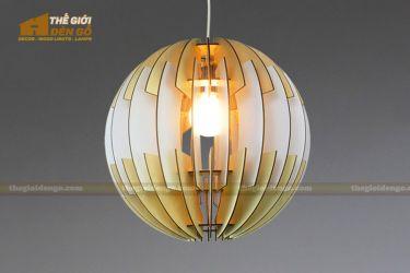 Thế Giới Đèn Gỗ - Đèn gỗ trang trí dg283