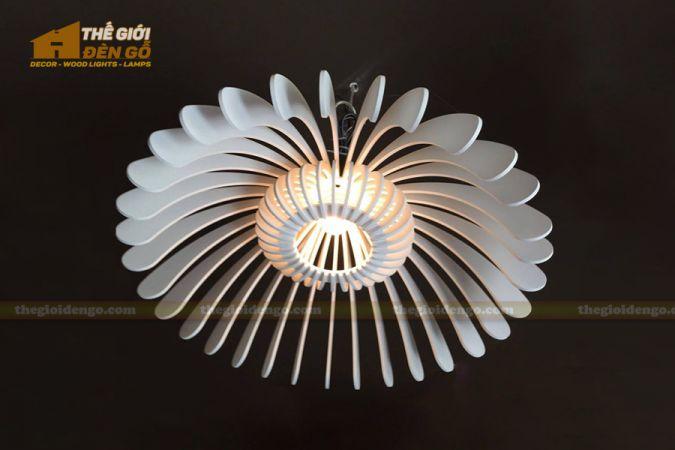 Thế Giới Đèn Gỗ - Đèn gỗ trang trí dg246