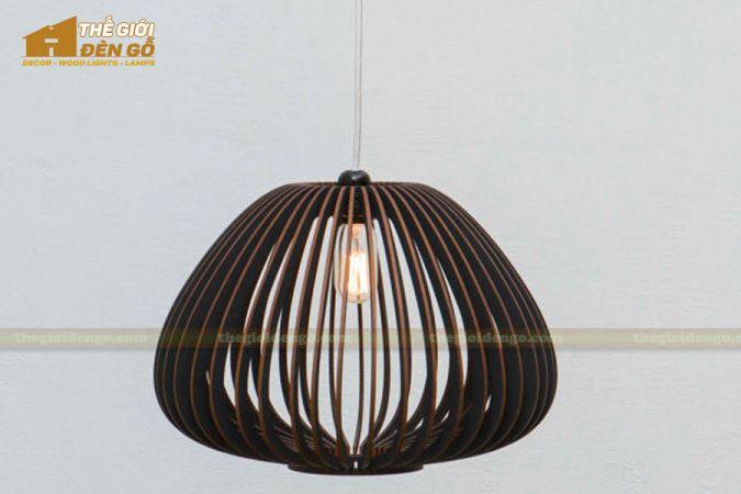 Thế Giới Đèn Gỗ - Đèn gỗ trang trí dg260
