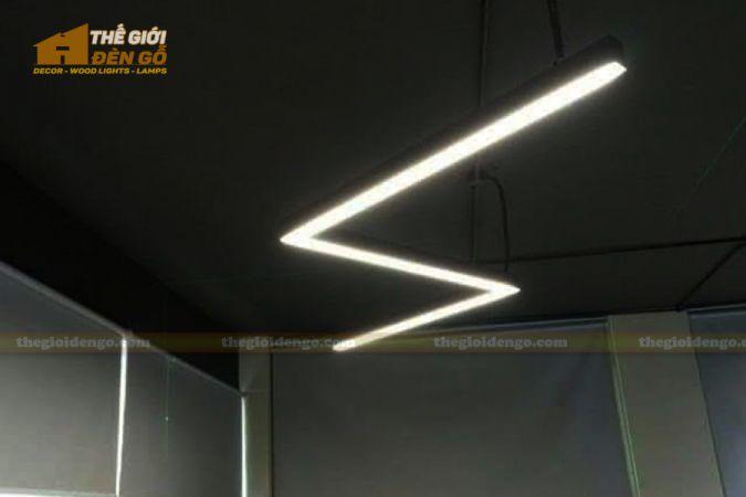 Thế Giới Đèn Gỗ - Đèn gỗ trang trí DG287