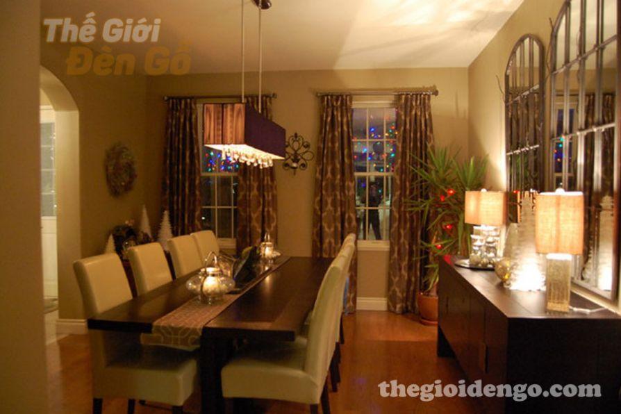 Thế Giới Đèn Gỗ - Những lợi ích khi sử dụng nội thất gỗ 3