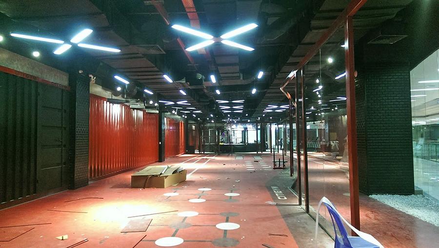 Thế Giới Đèn Gỗ - Dự án CityGym Vạn Hạnh Mall 17