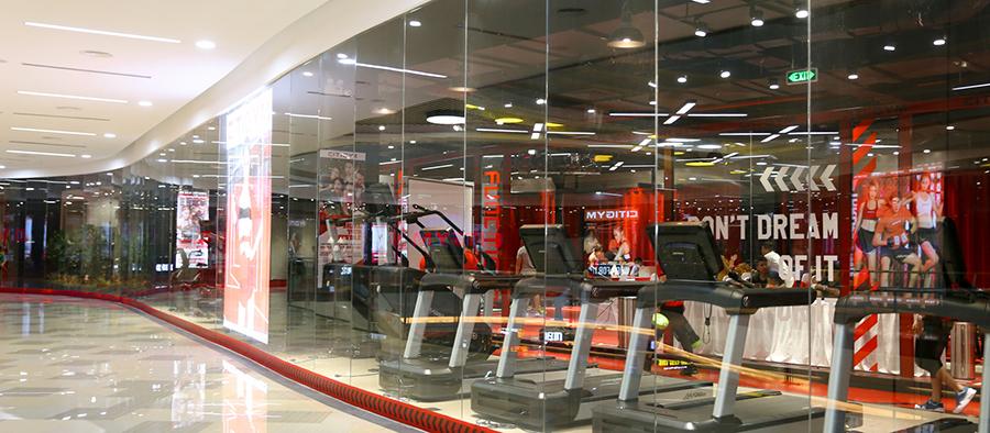 Thế Giới Đèn Gỗ - Dự án CityGym Vạn Hạnh Mall 9
