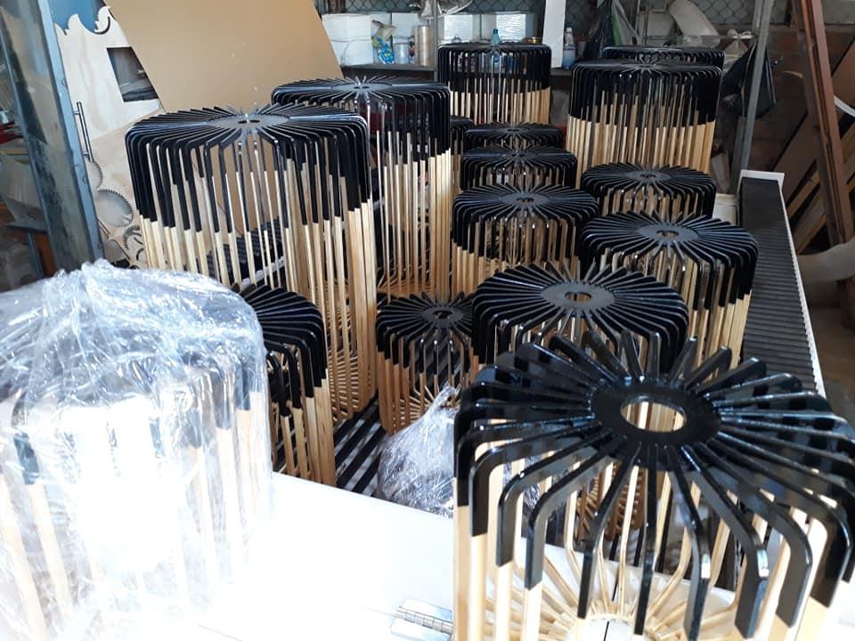 Thế Giới Đèn Gỗ - Dự án điện gió trung nam ninh thuận 4