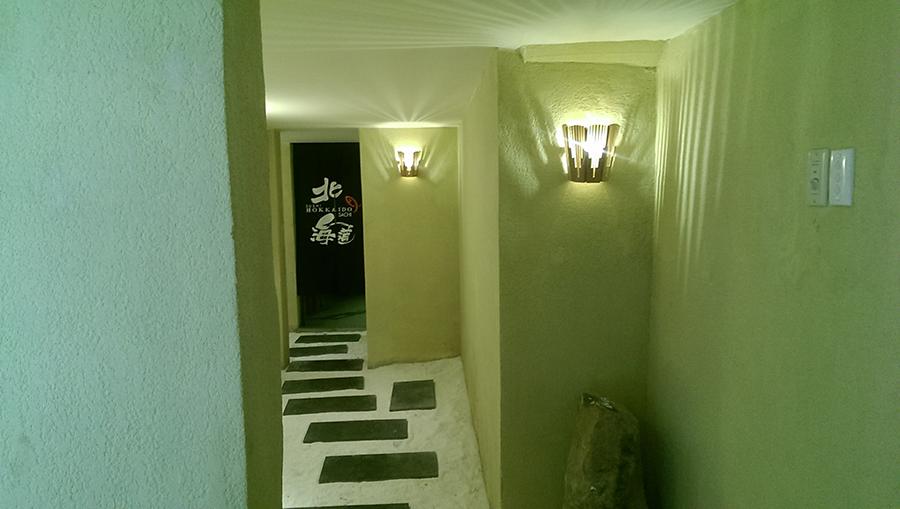 Thế Giới Đèn Gỗ - Dự án nhà hàng Shushi Hokkaido Sachi Quận 3 - 10