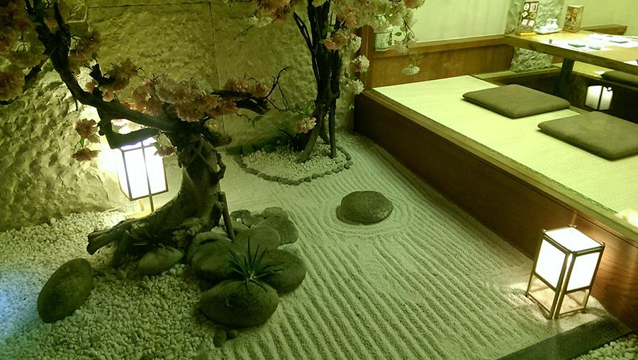 Thế Giới Đèn Gỗ - Dự án nhà hàng Shushi Hokkaido Sachi Quận 3 - 2