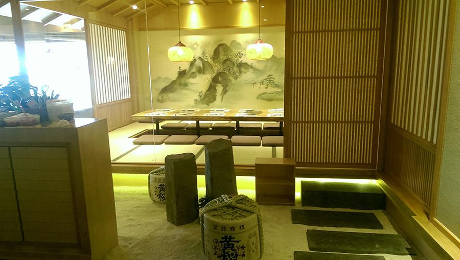 Thế Giới Đèn Gỗ - Dự án nhà hàng Shushi Hokkaido Sachi Quận 3 - 8