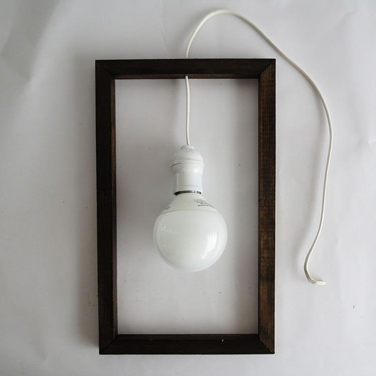 Thế Giới Đèn Gỗ - Hướng dẫn tự làm đèn gỗ thả trần cực đơn giản 6