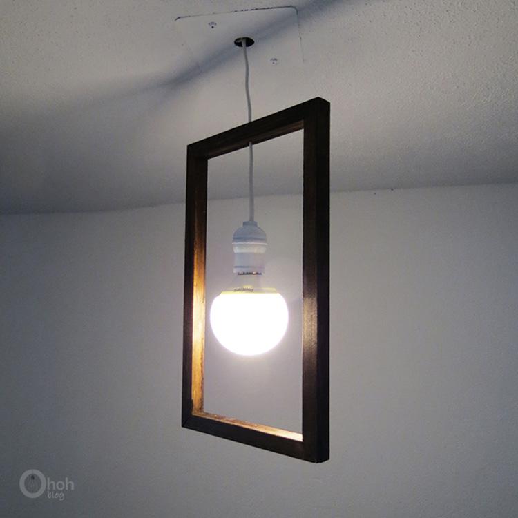 Thế Giới Đèn Gỗ - Hướng dẫn tự làm đèn gỗ thả trần cực đơn giản 7