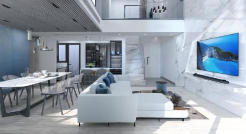 Thế Giới Đèn Gỗ - 8 phong cách thiết kế phòng khách thượng lưu 3