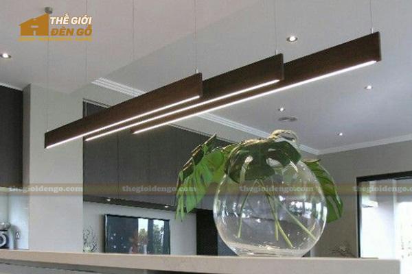 Thế Giới Đèn Gỗ - 8 mẫu đèn trang trí gỗ cho phòng ăn đẹp lung linh 29