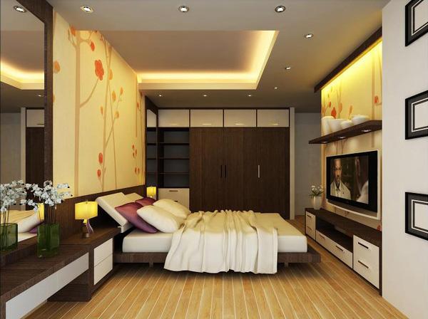 Thế Giới Đèn Gỗ - 5 kiểu đèn trang trí dành cho phòng ngủ đẹp 0