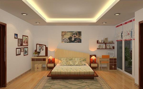 Thế Giới Đèn Gỗ - 5 kiểu đèn trang trí dành cho phòng ngủ đẹp 1