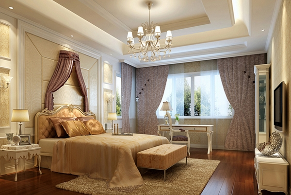Thế Giới Đèn Gỗ - 5 kiểu đèn trang trí dành cho phòng ngủ đẹp 3