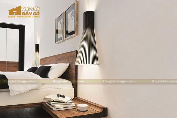 Thế Giới Đèn Gỗ - 5 kiểu đèn trang trí dành cho phòng ngủ đẹp 4