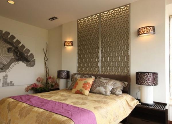 Thế Giới Đèn Gỗ - 5 kiểu đèn trang trí dành cho phòng ngủ đẹp 5