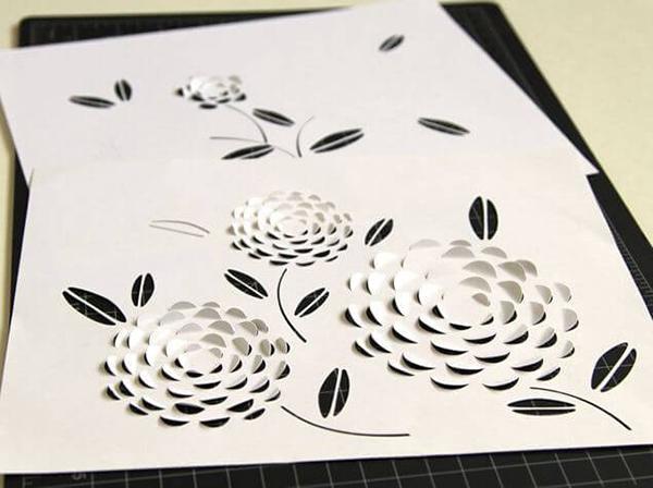 Thế Giới Đèn Gỗ - Hướng dẫn làm đèn trang trí handmade tuyệt đẹp từ giấy 4