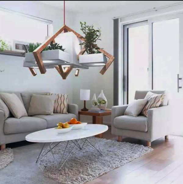 Thế Giới Đèn Gỗ - 7 kiểu đèn trang trí phòng khách-đẹp và hợp mốt 14