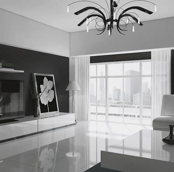 Thế Giới Đèn Gỗ - 7 kiểu đèn trang trí phòng khách-đẹp và hợp mốt 3