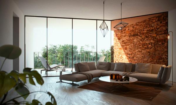 Thế Giới Đèn Gỗ - 7 kiểu đèn trang trí phòng khách-đẹp và hợp mốt 1