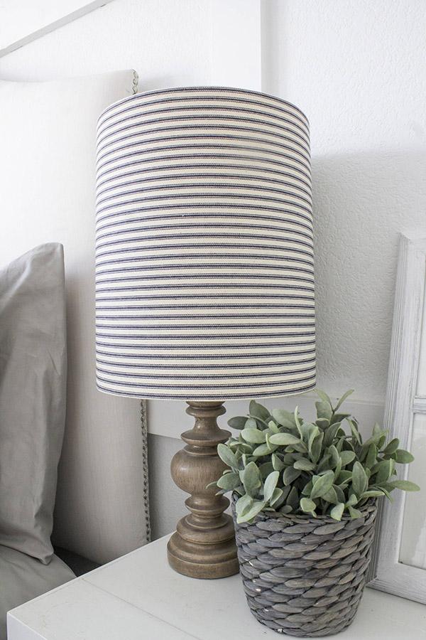 Thế Giới Đèn Gỗ - Hướng dẫn cách tạo một cái chụp đèn vải tuyệt đẹp 9