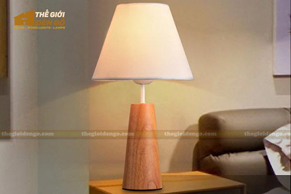 Thế Giới Đèn Gỗ - Hướng dẫn cách tạo một cái chụp đèn vải tuyệt đẹp 12