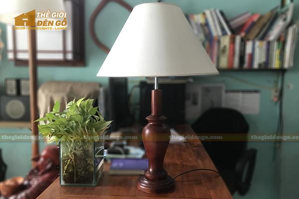 Thế Giới Đèn Gỗ - Hướng dẫn cách tạo một cái chụp đèn vải tuyệt đẹp 15