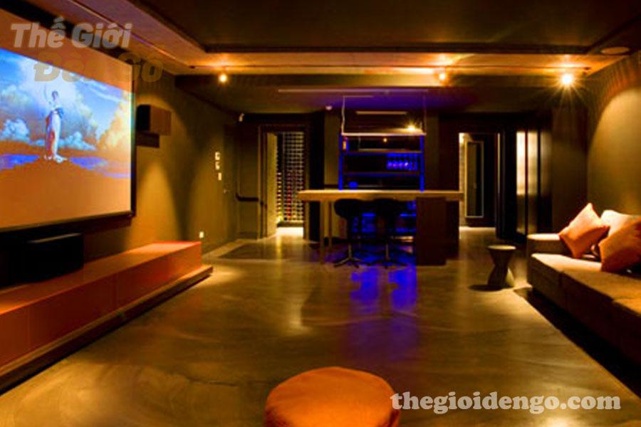 Thế Giới Đèn Gỗ - Thiết kế nội thất gỗ cho căn hộ thêm phần sang trọng 3