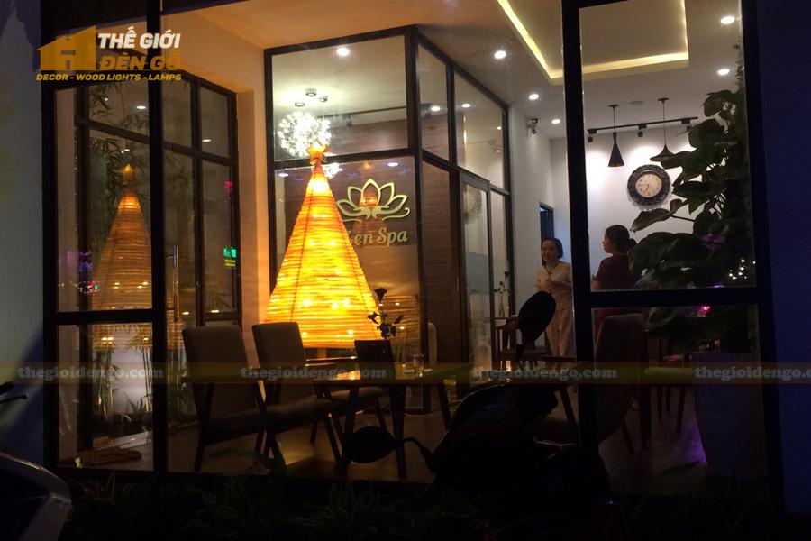 Thế Giới Đèn Gỗ - Những mẫu đèn trang trí giáng sinh