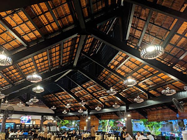 Thế Giới Đèn Gỗ - Dự án tổ hợp nhà hàng - trung tâm hội nghị - tiệc cưới Vạn Lộc Phát 10