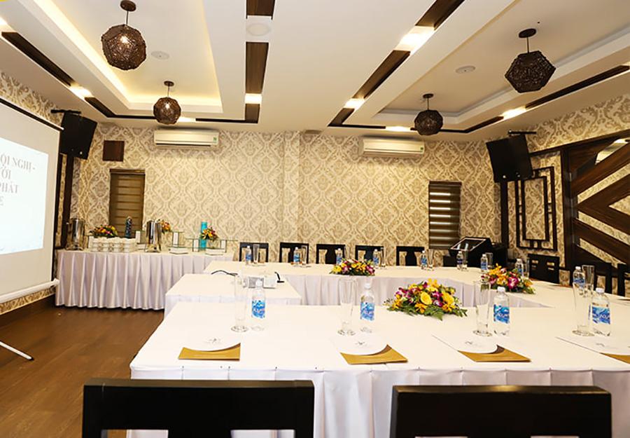 Thế Giới Đèn Gỗ - Dự án tổ hợp nhà hàng - trung tâm hội nghị - tiệc cưới Vạn Lộc Phát 2