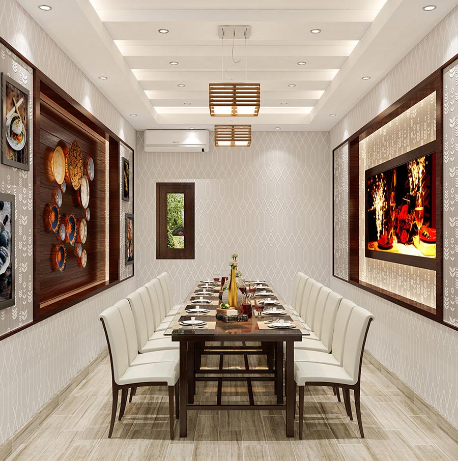 Thế Giới Đèn Gỗ - Dự án tổ hợp nhà hàng - trung tâm hội nghị - tiệc cưới Vạn Lộc Phát 5