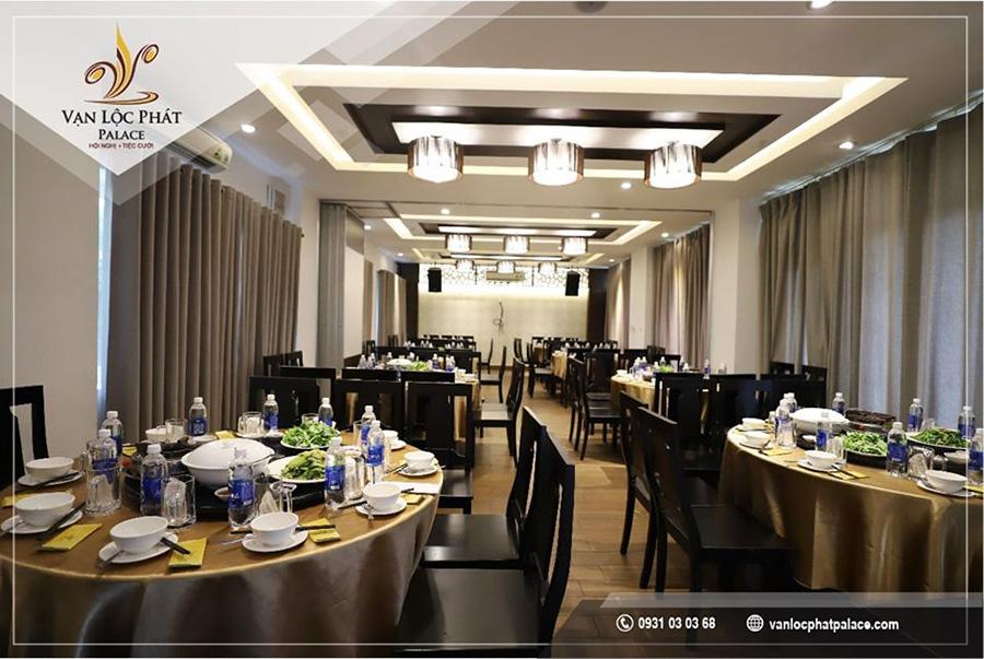 Thế Giới Đèn Gỗ - Dự án tổ hợp nhà hàng - trung tâm hội nghị - tiệc cưới Vạn Lộc Phát 6